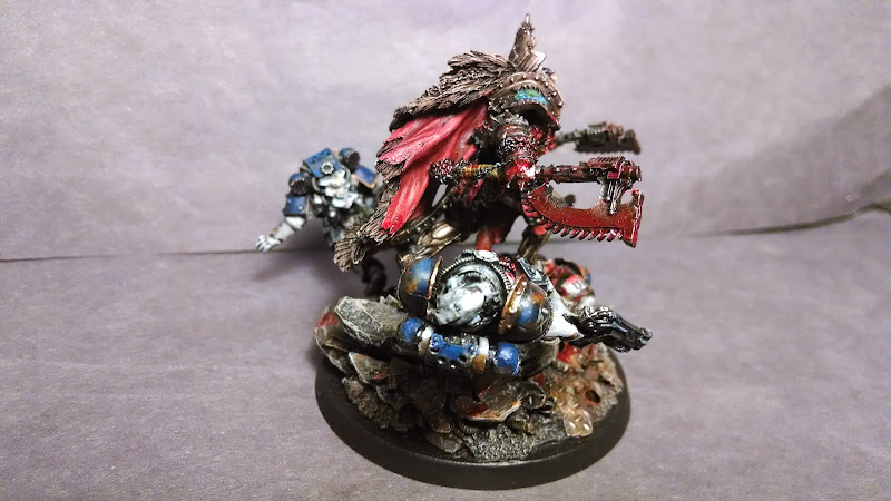 Warhammer 30K World  Eaters 2,400pts painted and counting IMG_20131228_112645403