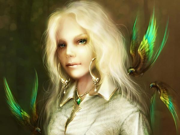 Fine Sprite Maiden, Fairies 4