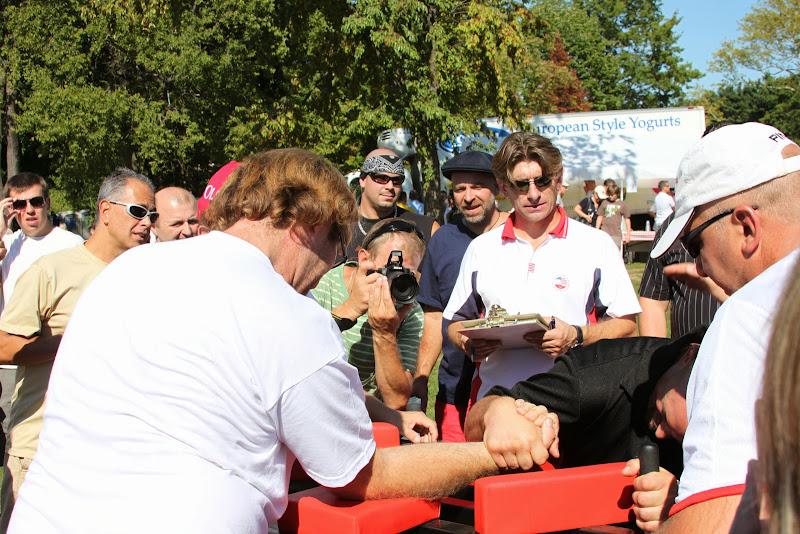 PiknikStatenIsland2010JacekPiwowar Vinny Montefusco Fight
