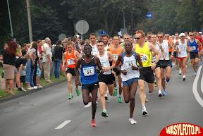 XXI Piła Półmaraton, Mistrzostwa Polski w Półmaratonie (5.09.2011)