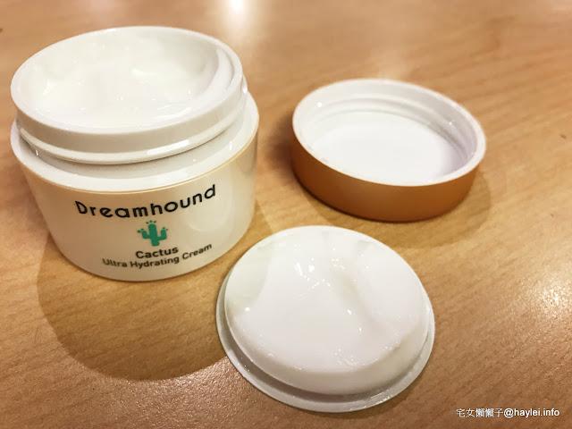 Dreamhound 朵芮迷 仙人掌活水保濕精華/凝霜 夏天適用的清爽護膚,溫和保養,換季、舒緩、補水全都一把罩! 保養品分享 健康養身 攝影 民生資訊分享