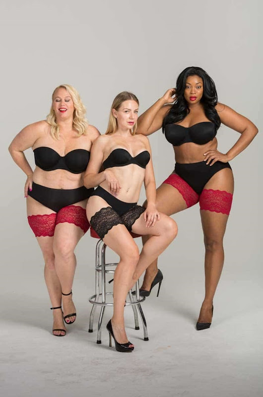 Bandelettes review, the low country socialite, plus size fashion, clothing reviews, chub rub, plis size lingerie