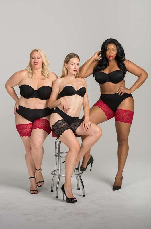 Bandelettes review, the low country socialite, plus size fashion, clothing reviews, chub rub, plis size lingerie