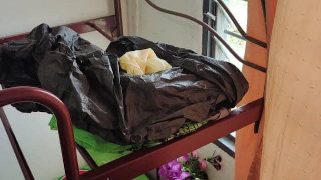 Mayat bayi dijumpai dalam asrama pekerja kilang