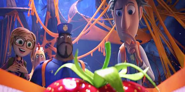 Single Resumable Download Link For English Movie Cloudy with a Chance of Meatballs 2 (2013) Watch Online Download High Quality