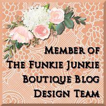 Funkie Junkie Design Team Member