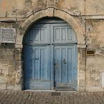Rue du Château Haret : porche