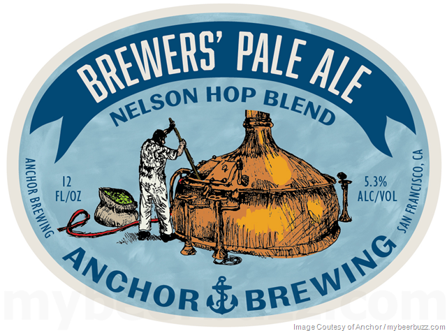 Anchor Brewing Debuts Brewers' Pale Ale