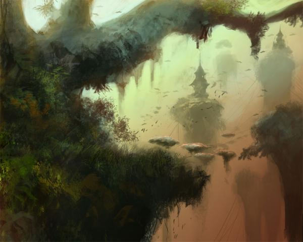 Weird Lands Of Nightmare, Fantasy Scenes 3