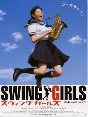 Phim Ban Nhạc Ngẫu Hứng - Swing Girls (2004)
