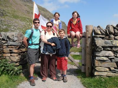 Andrew, Hilary, Isaac, Madelaine & Grace