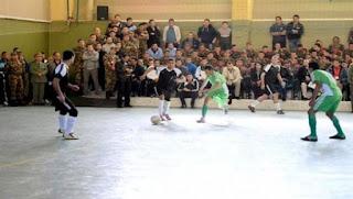 Championnat d'Algérie militaire inter-écoles de futsal: 25 équipes en lice pour le titre