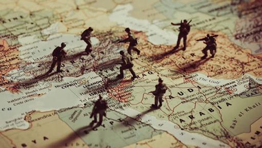 القوى العظمى والديناميكيات الإقليمية المتغيرة للشرق الأوسط