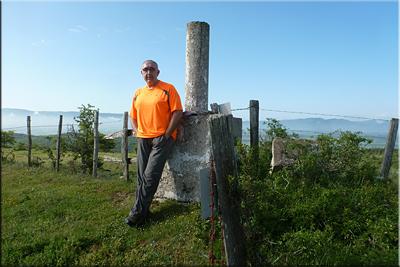 Berein mendiaren gailurra 783 m. – 2016ko maiatzaren 28an