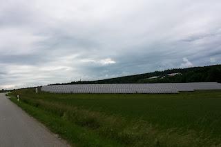 U Austriji i Njemačkoj viđamo puno solarnih panela