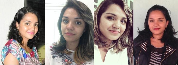 evolução do meu cabelo em 2015