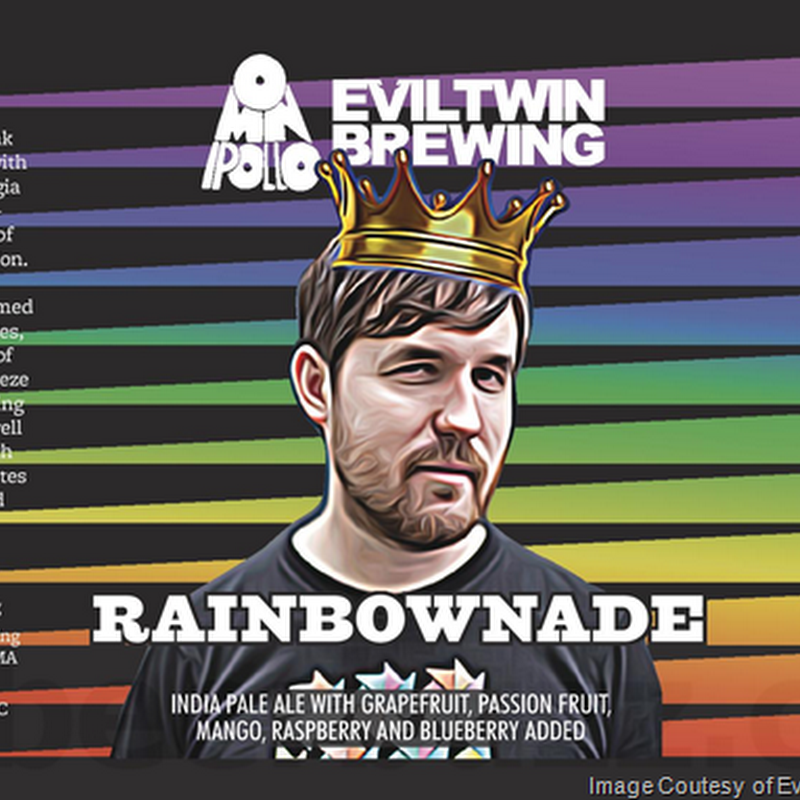 Evil Twin & Omnipollo Collaborate On Rainbownade / The Soup Superior IPA