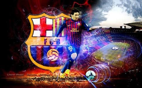 Messi rock's - 6