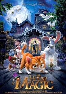 The House of Magic - Ngôi Nhà Phép Thuật | Ngôi Nhà Ma Thuật | Căn Nhà Phép Thuật