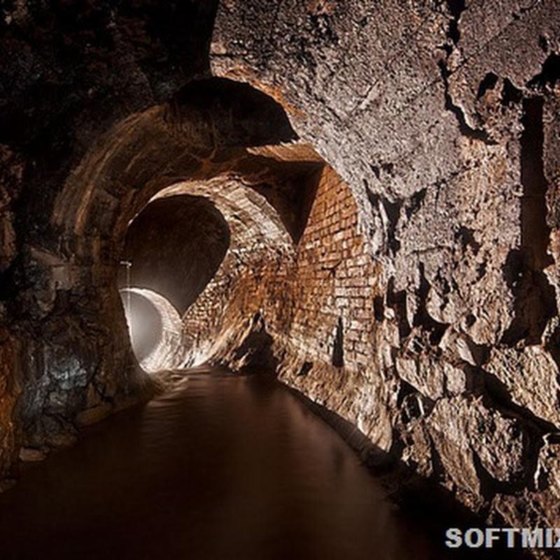 Неглинка: подземная река Москвы