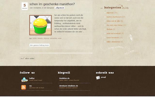 *來段悠閒的下午茶溫暖時光吧!!:Lokalisten Sprechblase Web Site 4