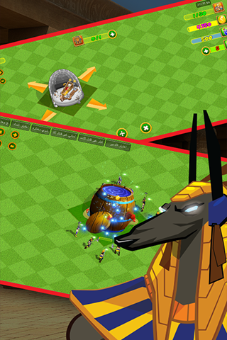 Clash of Pharaohs 1.7 screenshots 1