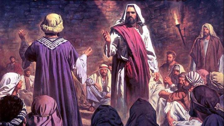 Chàng rể bị đem đi (28.02.2020 – Thứ Sáu sau Lễ Tro)