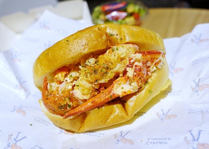 9 Captain Lobster 龍蝦堡 新光三越 A11 信義新時髦