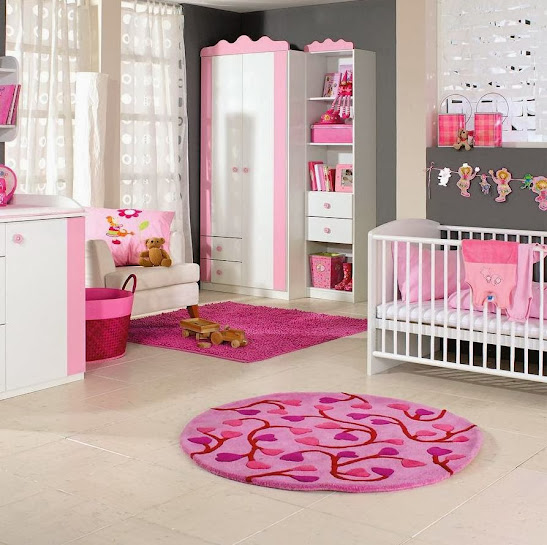 Baby room painting ideas for girls and boys - Toddler girl room paint ideas ...