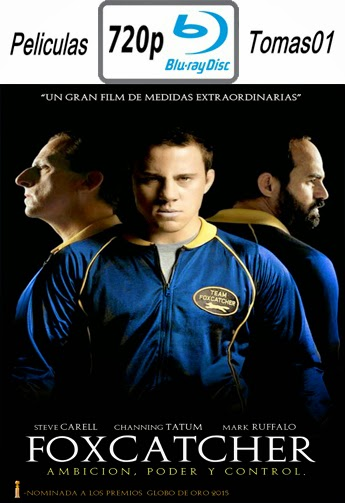 Foxcatcher (2014) BDRip m720p