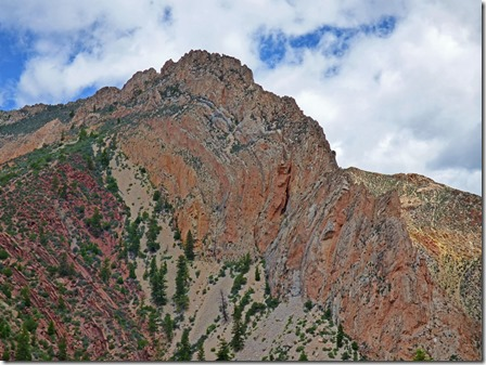 Sheep Creek Canyon Geological Area, Flaming Gorge