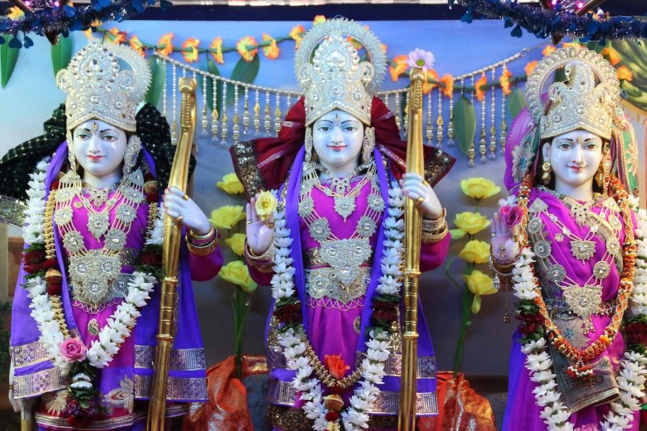 Shree Ram Navami 2016 at Hindu Mandir