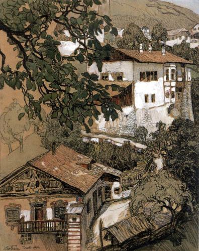 Leo Putz - Guesthouse in Scena