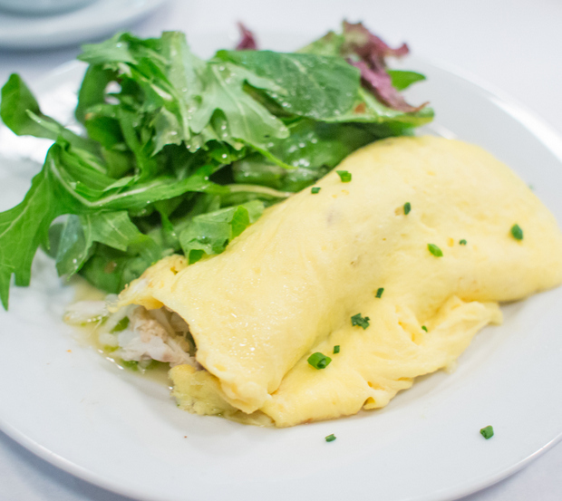 photo of Crab Omelette