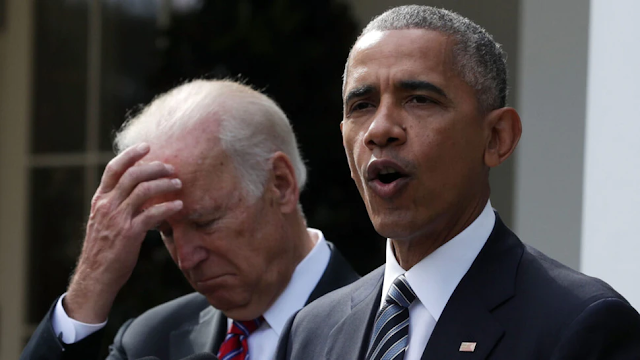 GRAHAM: Biden: Not Quite As Adored As Obama