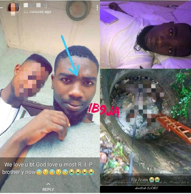 SARS Chases Ambrose Alli University Student, He Falls Inside Well, Dies