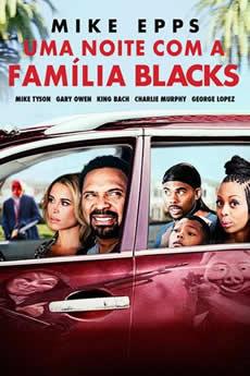 Capa Uma Noite com a Família Blacks Torrent