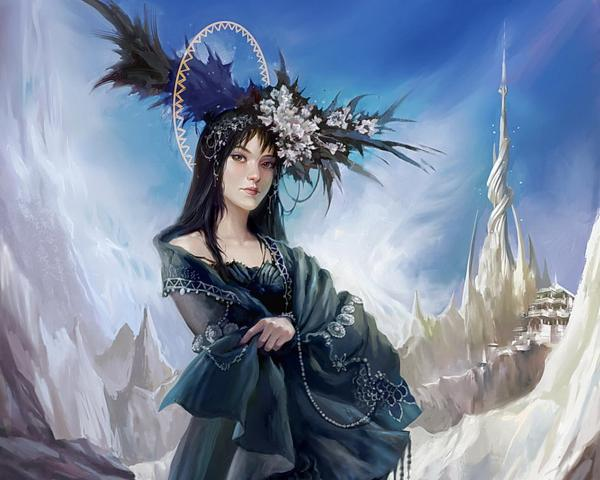 Magian Wizard Of Heaven, Fantasy Girls 1