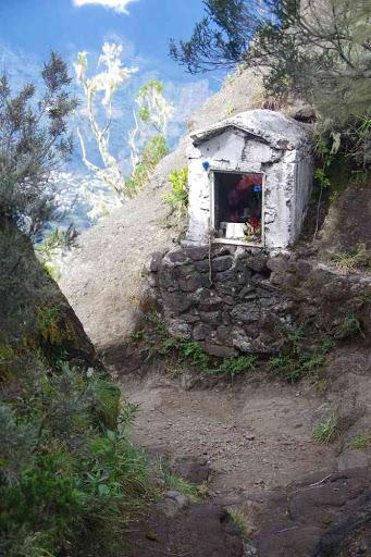 Descente du col de Taïbit.