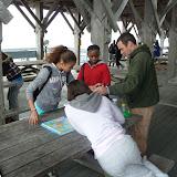 King/Robinson Students Visit Hammonasset - P1020484.JPG