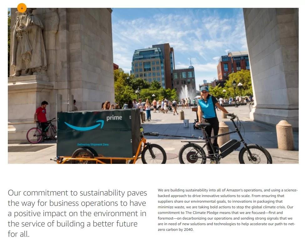 Sustainable Marketing Example