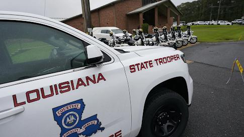 Louisiana state trooper under criminal investigation dies of apparent suicide