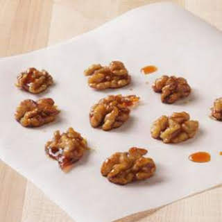 Candied Walnuts.