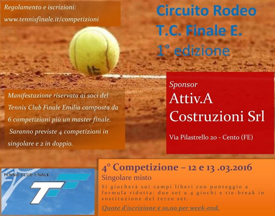 4° Competizione