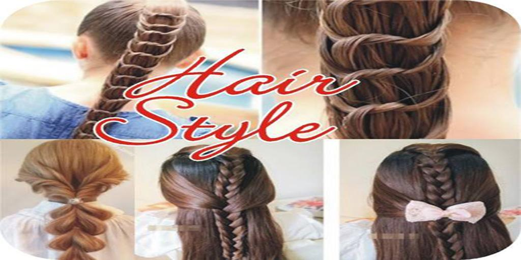 Hairstyles Step By Step Android Apps On Google Play - Hairstyle design dikhaye