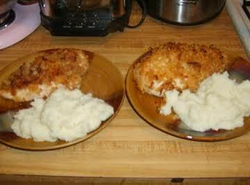Crunchy Onion Chicken