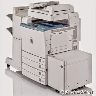 download Canon iRC4080i printer's driver
