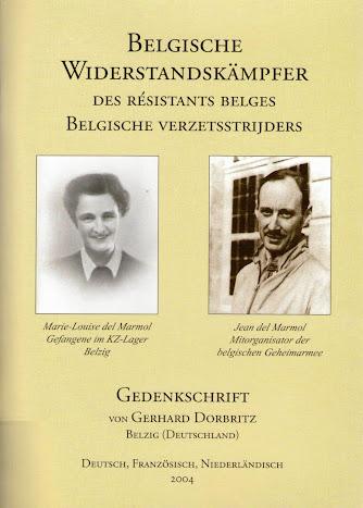 Gerhard Dorbritz: Belgische Widerstandskaempfer