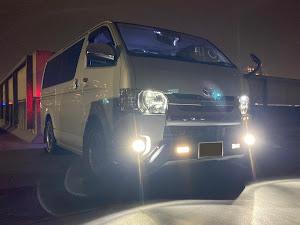 ハイエース TRH200Vのカスタム事例画像 takuさんの2021年10月28日00:31の投稿