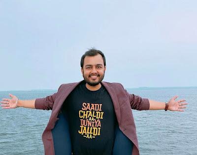 Sir Alakh Pandey
